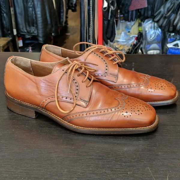 MAC KENNY Oxford Leather SHOES   26442