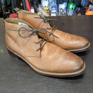 NORDSTROM Chukka Leather BOOTS | 26485