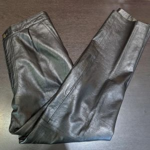 RALPH'S LEATHER Riding Leather PANTS | 26469