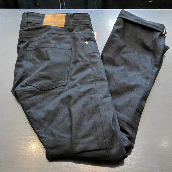 RESURGENCE Riding Jeans Denim PANTS | 26450