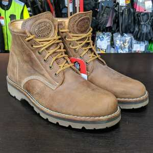 ROOTS Tuff Leather (Nubuck) BOOTS | 26363