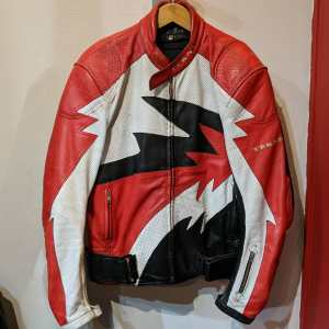 TEKNIC Sport Leather JACKET | 26383