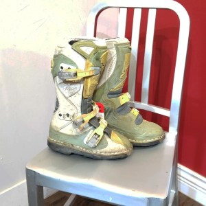THOR MOTOCROSS Leather BOOTS | 26505