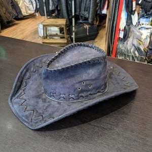 UNBRANDED Brimmed Leather (Suede) HAT | 26560