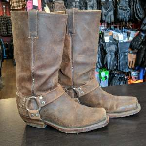 ADAMs Harness Leather (Suede) BOOTS | 26600