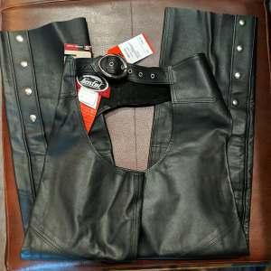 BRISTOL Classic Leather CHAPS   26611