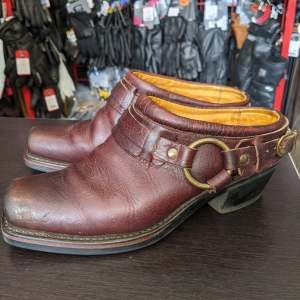 FRYE MULES Leather SHOES | 26703