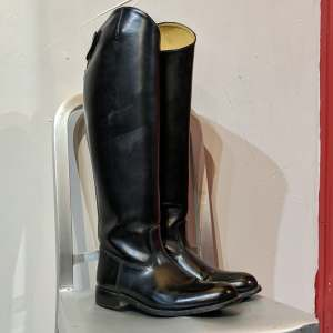 HISPUR Equestrian Leather BOOTS | 26593