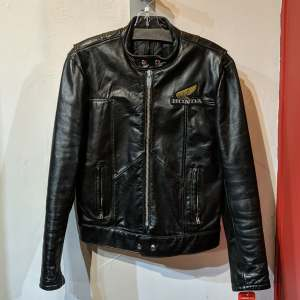 HONDALINE Cafe Racer Leather JACKET | 26569