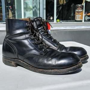 Canadian Military Cadet Leather BOOTS   26791