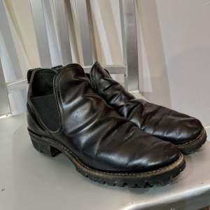 DAYTON Chelsea Leather SHOES | 26817