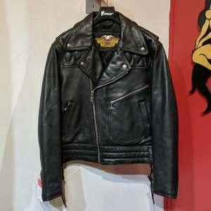 HARLEY DAVIDSON Biker Classic Plus Leather JACKET | 26891
