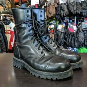 Military Jump Leather BOOTS | 26873