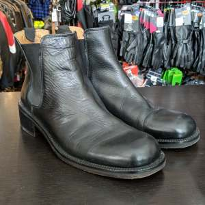 PEGABO Chelsea Leather BOOTS   26942