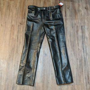 UDEKASI Dressy Leather PANTS | 27037