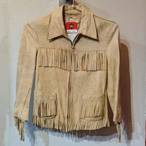 UNCLE SAM's Fringed Leather JACKET | 26972