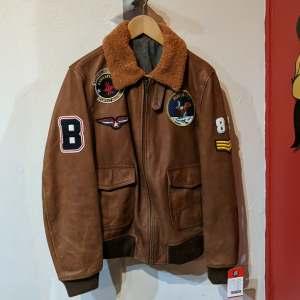 AVIREX G-1 Bomber Leather JACKET   27195