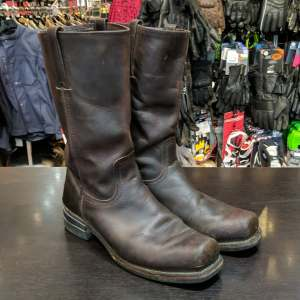 FRYE Cavalry Leather BOOTS   27159