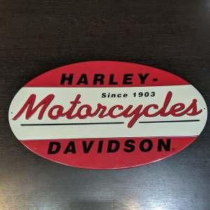 HARLEY DAVIDSON SIGN Metal   | 27291