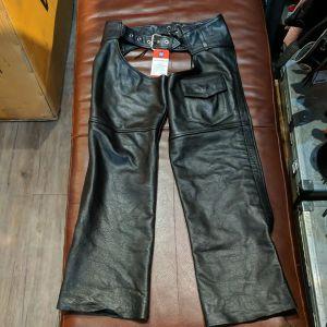 MOB PREMIUM Riding Leather CHAPS | 27104