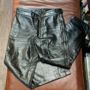 ORIGINAL LEATHER FACTORY Zip-Off Leather PANTS | 27135