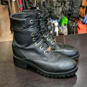 TCX Smoke Leather BOOTS   27275