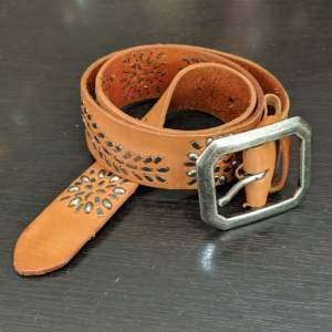 Unbranded BELT Leather ACCESSORY   27194