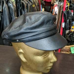 Unbranded BRANDO Leather HAT   27233