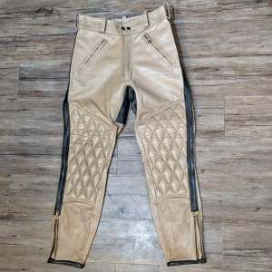 VK79 BERLIN Riding Leather PANTS | 8623