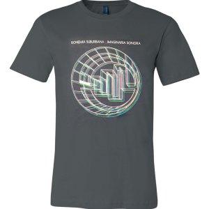 Bohemia Suburbana - Imaginaria t-shirt