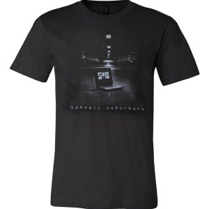 Bohemia Suburbana - Sub t-shirt