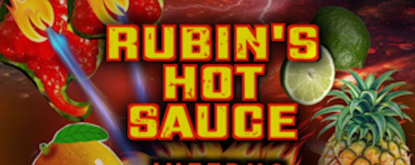 Rubins Hot Sauce since