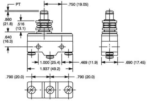 k amp r switch panel wiring diagram