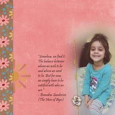 Layout By Aruna using Honey Bee Collection