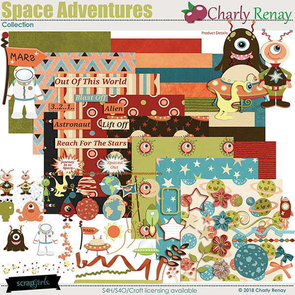 Space Adventures Collection