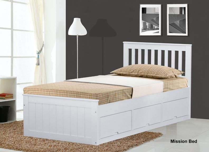 sofa bed mattress toppers karlstad ikea uk white mission children s 3ft single wooden with 3 ...