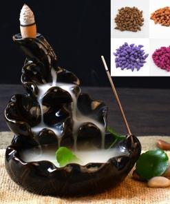 Natural Tower backflow incense cones