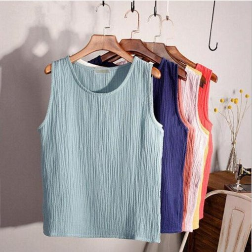 Women cotton tank top