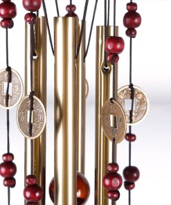 Outdoor Copper wind chimes
