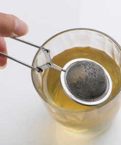 Tea ball mesh type infuser