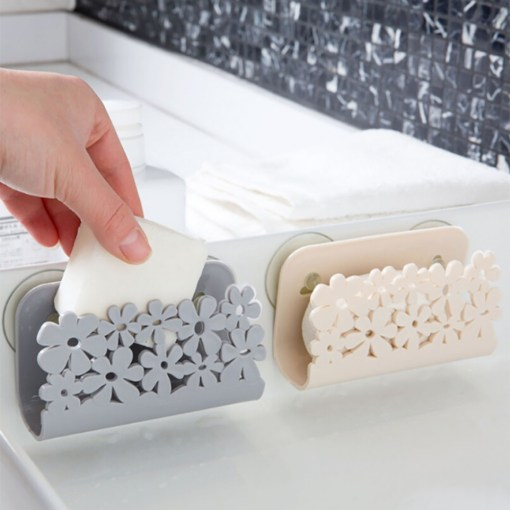 Floral Suction Sponge Holder