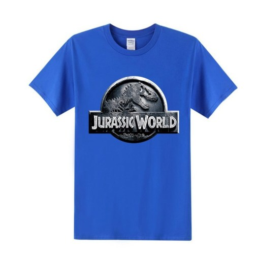 Jurassic world printed tshirt