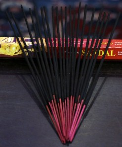 Aromatic indian incense sticks