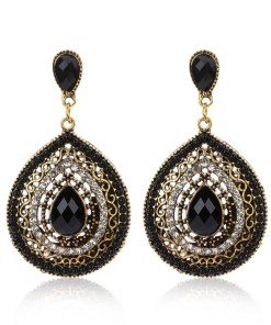 Womens ethnic Drop Earring