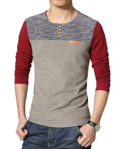 Casual long sleeve tshirt