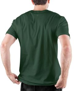 Men casual cotton tshirt