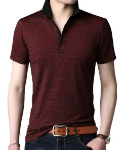 Men Polo Short Sleeve Shirt