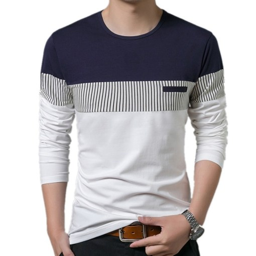 Men Long Sleeve Shirt