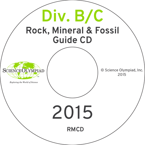 Rock Mineral & Fossil Guide CD