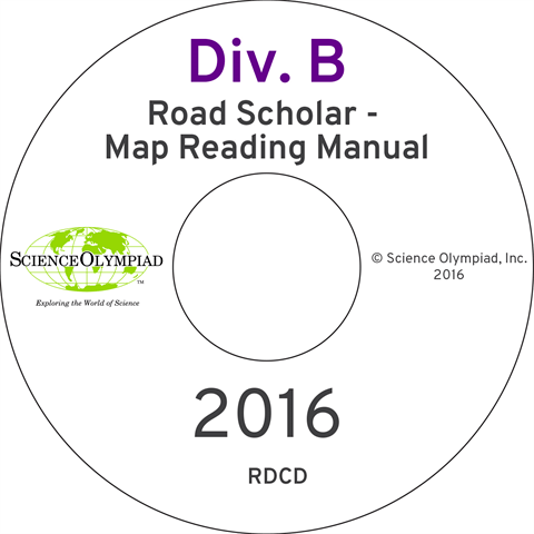 Road Scholar-Map Reading Manual CD